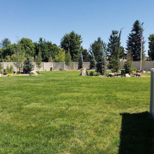 landscaping subcontractor nampa id